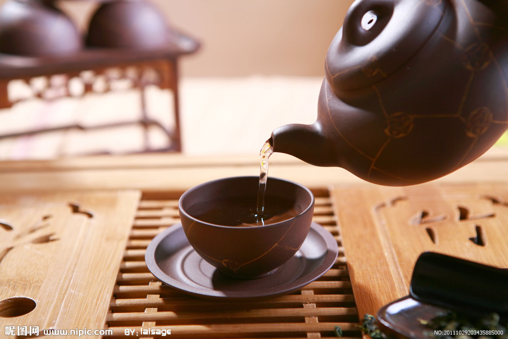 盛世健王养生学堂——乌龙茶