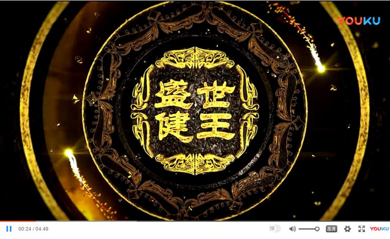 盛世健王企业宣传视频